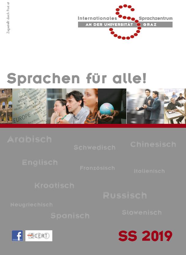 Sprachkurse 2019